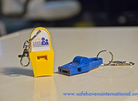 Consider Whistles for Life for Life-Saving Low-Tech Emergency Communications