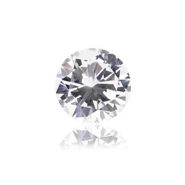 Round Diamond Shape