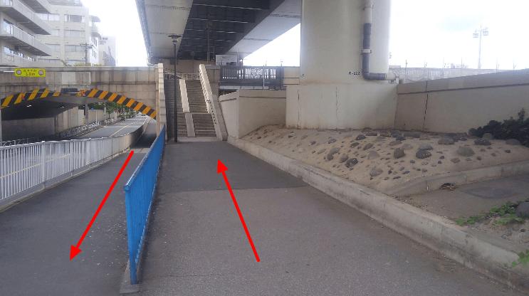 両国国技館から蔵前橋へ上がるUターン2020あしたのジョーre