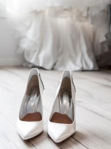 Espace privé essayage robe de mariée Paris White Boutik