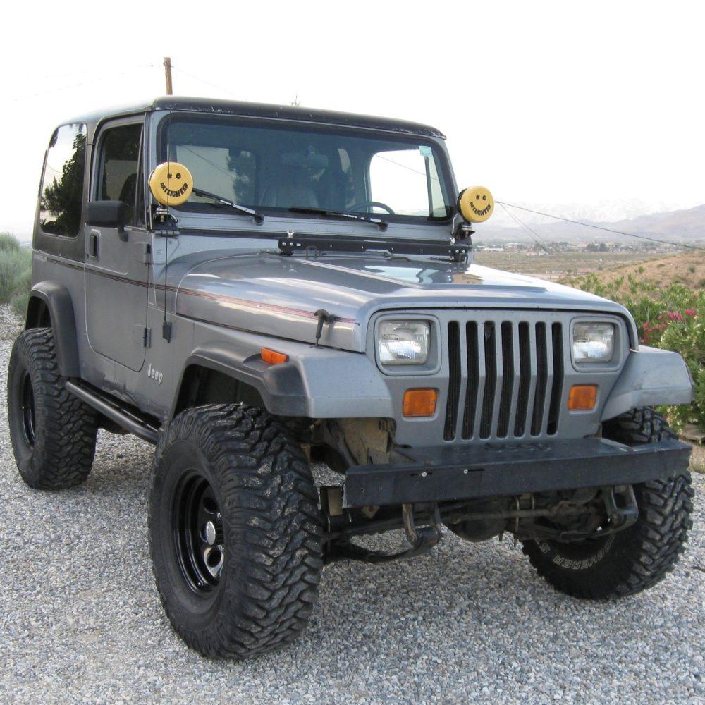 medium resolution of jeep wrangler yj jeep wrangler yj 1987 1995 rock sliders white knuckle off road