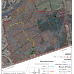 Conway Robinson Horseback Riding Trail Map