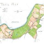 Kelly's Ford Horseback Riding Trail Map