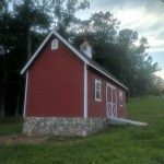 12 x 24 Hay Shed