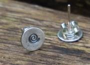 Spiral Stud Earrings 2