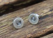 Spiral Stud Earrings 6