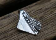 Sterling Silver Pendant 4