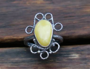 Amber Ring 1