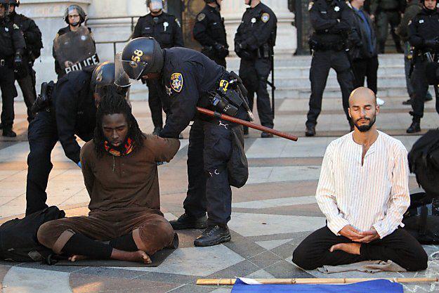 Upaya Occupy Oakland Colin Post