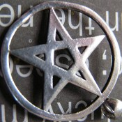 Pentacle w words