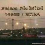Salam Aidilfitri 1436H