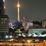 Malam di Kuala Lumpur