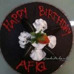 Happy Birthday Afiq
