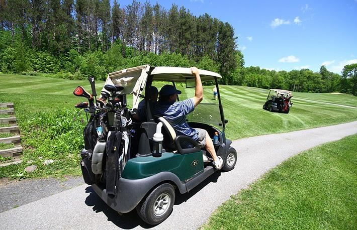 Mad River Valley Rotary Golf Fund Raiser
