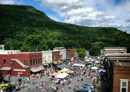 Music Festival Street Fair