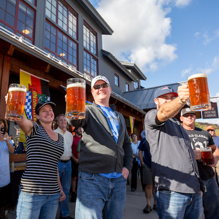 Sugarbush Oktoberfest
