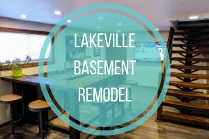 Lakeville Basement Remodel