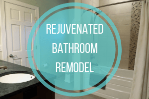 Rejuvenated Bathroom Remodel Lakeville
