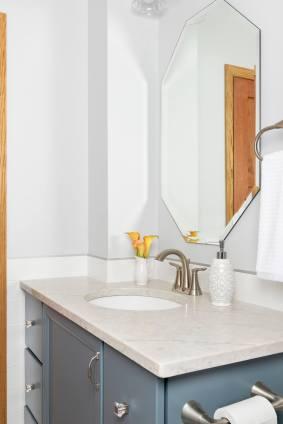 Cottage Grove MN Enduring Bathroom Remodel