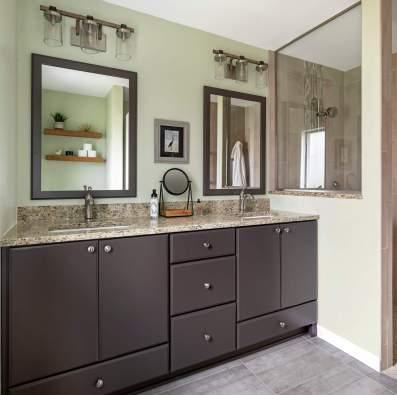 Aging In Place Eagan MN Bathroom Remodel