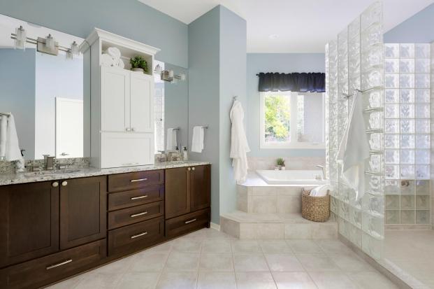 Modernized Bathroom Remodel Apple Valley MN