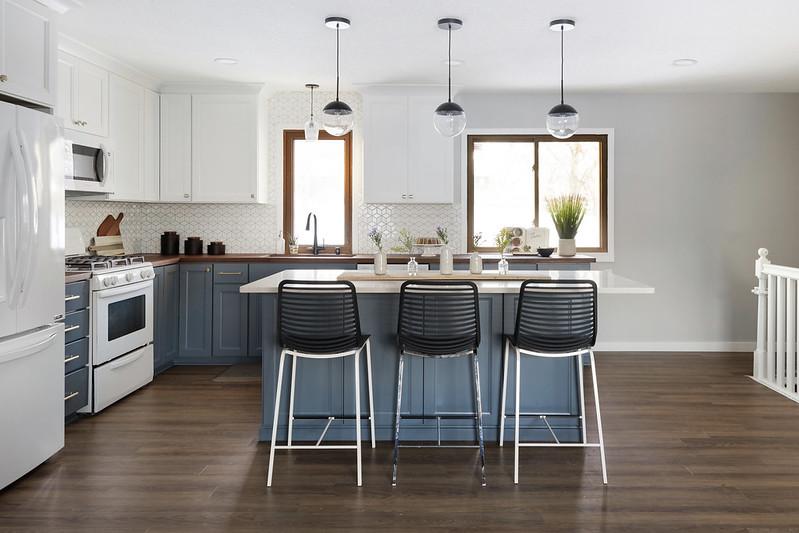 Beautiful Laguna Kitchen Remodel - Project by Minnesota Home Remodeler, White Birch Design