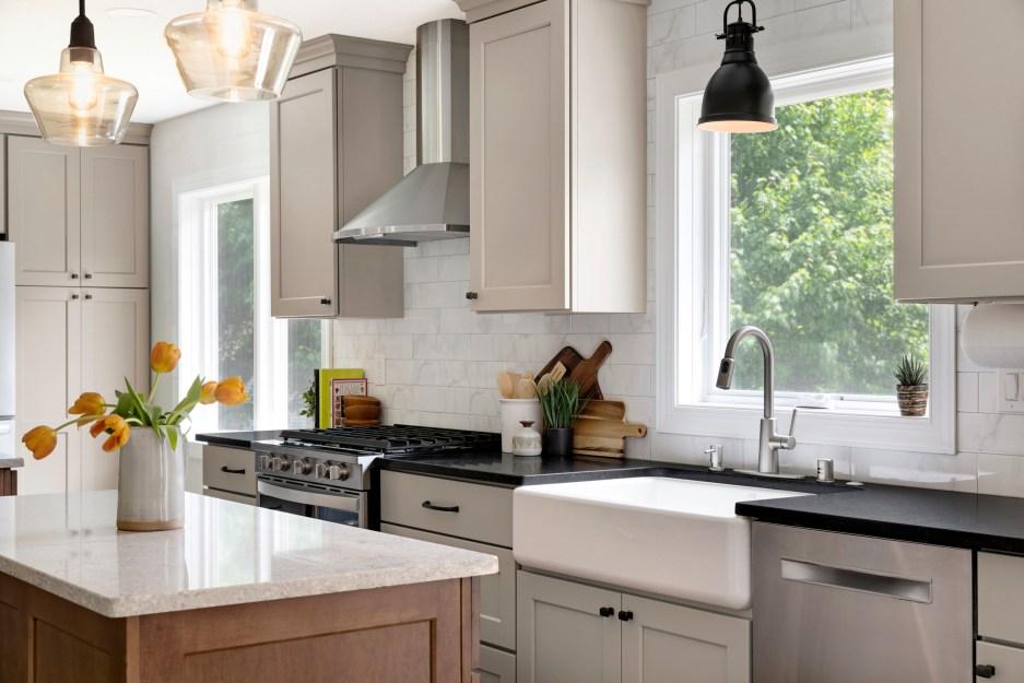 Subtle Elegance Kitchen Remodel by Minnesota remodeler, White Birch Design