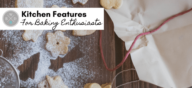 Kitchen Features for Baking Enthusiasts Lakeville MN