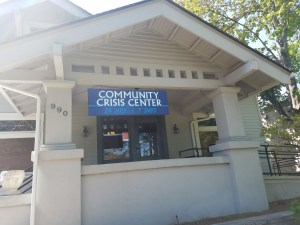 Relocated Crisis Center