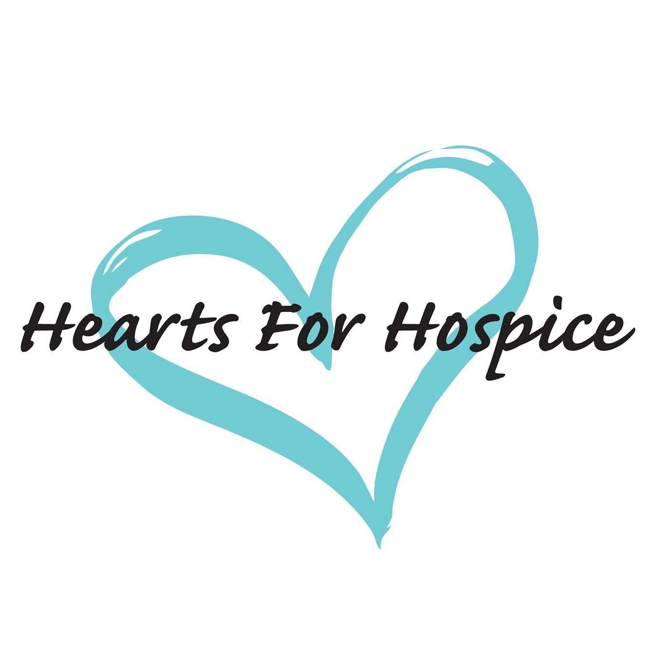 Hearts for Hospice logo