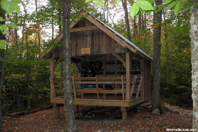 Image result for little rock pond shelter