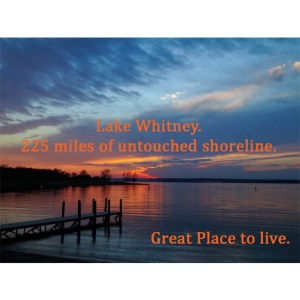 Lake Whitney and White Bluff Resort