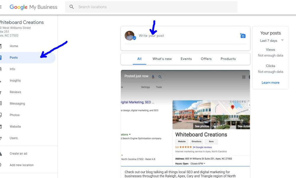 What Are Google Posts, and How Do They Help My Local SEO and Business?