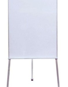Whiteboards with flip chart pad paper holder also express rh