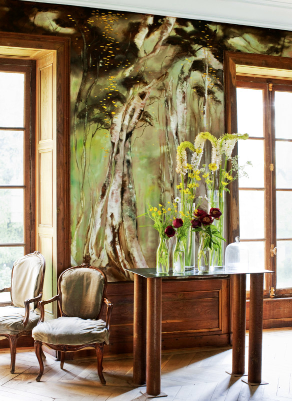 Claire Basler home