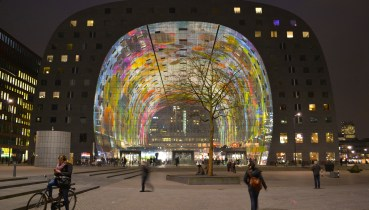Markthal Rotterdam | Photo Marvin Kolk