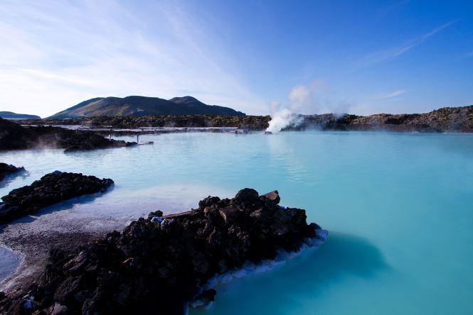 Blue Lagoon spa - Iceland