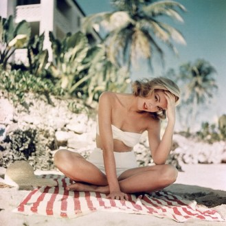 high waist bikini grace kelly