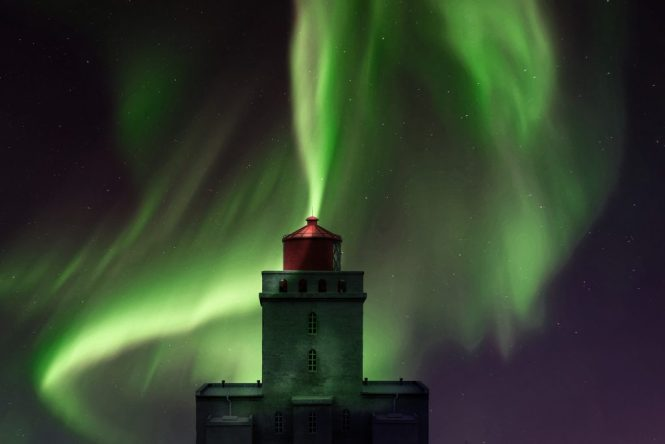iceland- northern lights