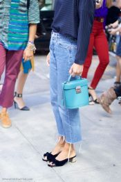 Comfortable and Stylish shoes street style inspiration 2