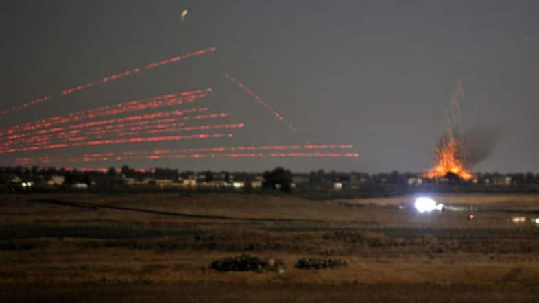 เจ็ตซีเรียโดนอิสราเอลสอยในพื้นที่ฝ่ายต่อต้านใกล้ที่ราบสูงโกลาน – สำนักข่าวไวท์