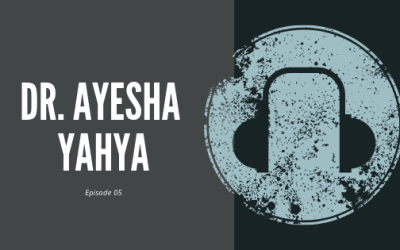Episode 5 Ayesha Yahya | Research as a medical student