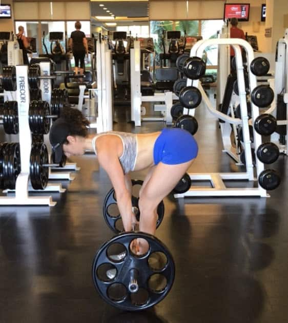 How to do Romanian Deadlifts (RDLs) Correctly and Safely - The White Coat Trainer