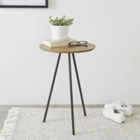 Brunel Tripod Side Table | Tables | The White Company UK