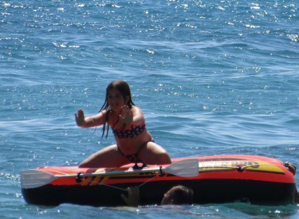 Elena in Greece