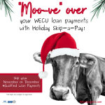 Moo-ve Over  *Qualified Loan Payments