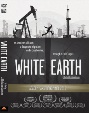 WHITE EARTH DVD COVER