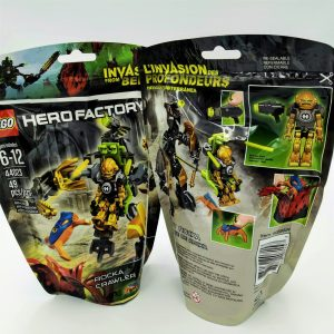 "Конструктор LEGO ""Hero Factory"" 49 деталей арт. 44023"