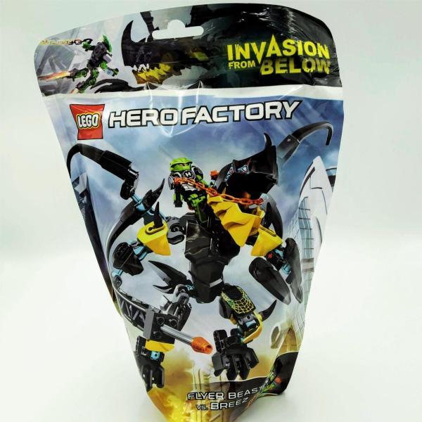 """Конструктор LEGO """"Hero Factory"""" 91 деталь арт. 44020"""