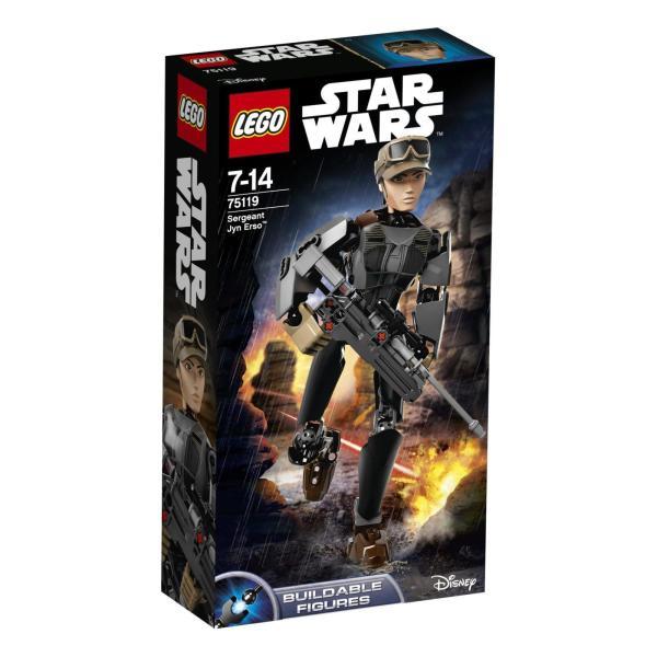 Конструктор LEGO Star wars 104 детали арт, 75119